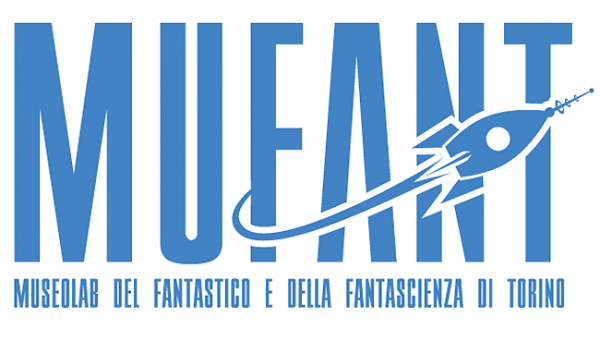 logo Mufant - Museo del fantastico e della fantascienza di Torino