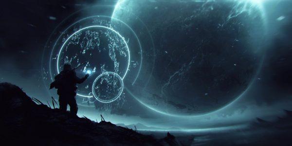 Temi per racconti di fantascienza: esplorazioni dimensionali, portali, mappe galattiche