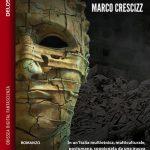 Cover di Brandelli d'Italia, romanzo di Marco Crescizz (Delos)