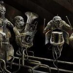 The Band, da Biomechanical Circus di Giorgio Finamore