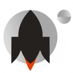 Hydrostasis alla libreria Vecchi e Nuovi Mondi: logo della libreria