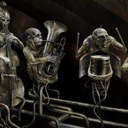 Biomechanical Circus, il tendone delle fantasie oscure